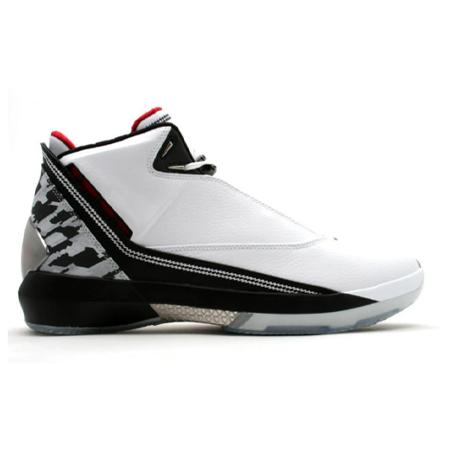 NIKE AIR JORDAN22(ナイキ エアジョーダン22) OG WHITE/VARSITY RED-BLACK