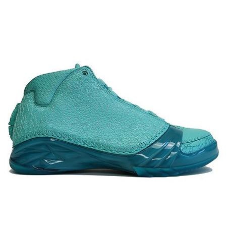 NIKE AIR JORDAN23(ナイキ エアジョーダン23) SOLEFLY hyper turquoise/hyper turquoise