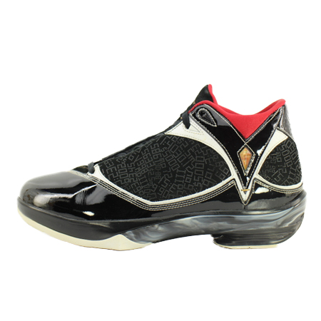 NIKE AIR JORDAN24(ナイキ エアジョーダン24) 2009 HALL OF FAME BLACK/VARSITY RED-WHITE-METALLIC GOLD