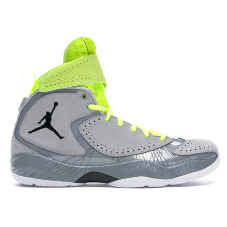 NIKE AIR JORDAN27(ナイキ エアジョーダン27) 2012 WOLF GREY/BLACK-SILVER ICE-WHITE