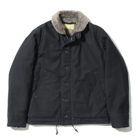 """Buzz Rickson's(バズリクソンズ)N-1 No. BR12030 / Type N-1 NAVY """"NAVY DEPARTMENT"""""""