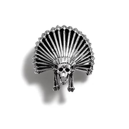 CODY SANDERSON(コディサンダーソン)ピアス Tiny Chief Kill Hater Stud Earring