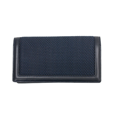 master-piece(マスターピース)財布 NISHIJIN 二つ折りウォレット