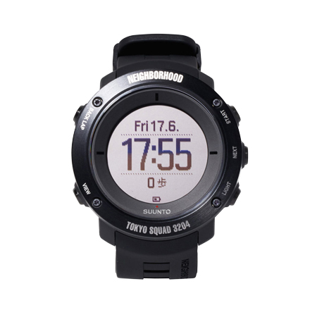NEIGHBORHOOD×SUUNTO(ネイバーフッド×スント) NHST . TRAVERSE ALPHA / S-WATCH