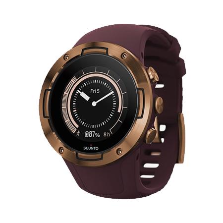 SUUNTO5(スント5) Burgundy Copper SS050301000