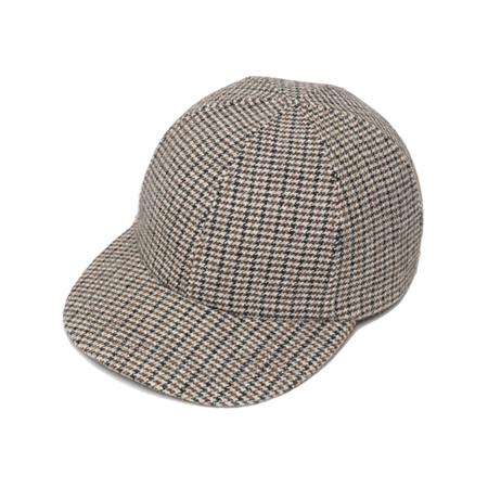 Text(テキスト) Natural Color Alpaca Sports Hat