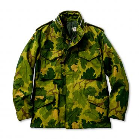 The REAL McCOY'S(ザリアルマッコイズ)M-65 M-65 FIELD JACKET / MITCHELL CAMOUFLAGE MJ18005
