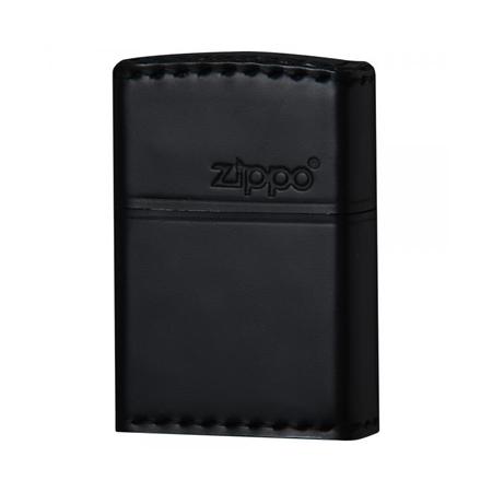 ZIPPO(ジッポー)革巻き CB-5 コードバン ブラック