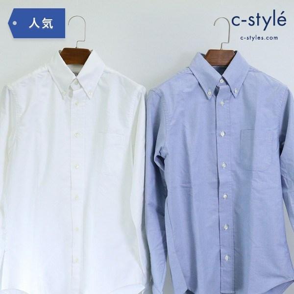INDIVIDUALIZED SHIRTS インディビジュアライズド シャツ ボタンダウンシャツ 14 1/2 size 2点