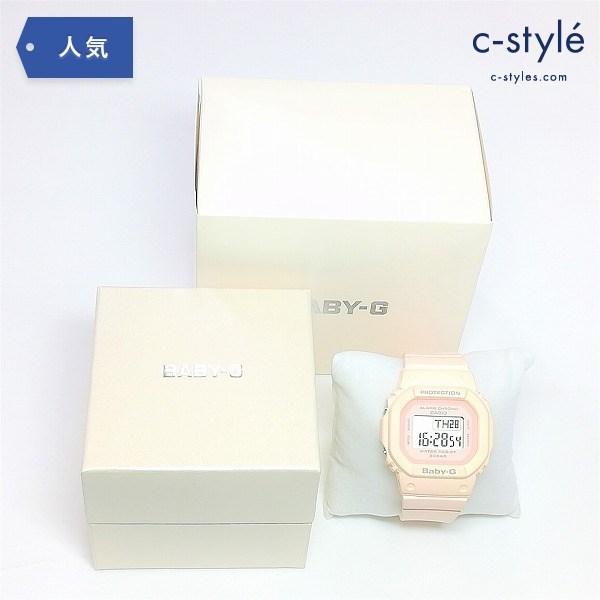 CASIO カシオ BABY-G ベビージー 腕時計 ピンク C-PBGH4-3 G-SHOCK G-ショック