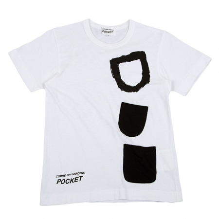 COMME des GARCONS POCKET(コムデギャルソンポケット) Tシャツ