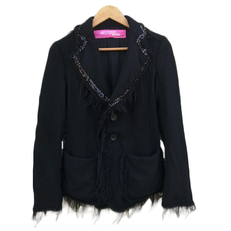 JUNYA WATANABE COMME des GARCONS MAN PINK(ジュンヤワタナベコムデギャルソンマンピンク) Sequin Jacket