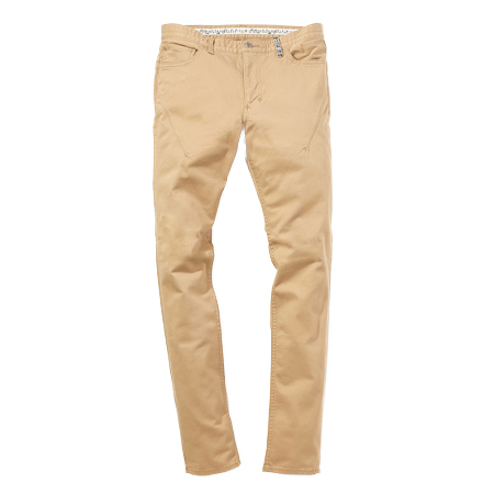 n(n) BY NUMBER (N)INE(エヌエヌバイナンバーナイン) EXCLUSIVE_SKINNY PANTS_STRECH CHINO(WASHED)