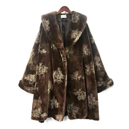 robe de chambre COMME des GARCONS(ローブドシャンブルコムデギャルソン) Design Fake Fur Coat