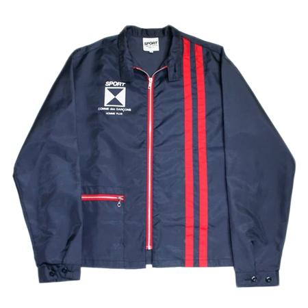 SPORTS COMME des GARCONS HOMME PLUS(スポーツコムデギャルソンオムプリュス) Sports Logo Jacket