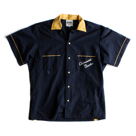 SPORTS COMME des GARCONS HOMME PLUS(スポーツコムデギャルソンオムプリュス) Sport Bowling Shirt