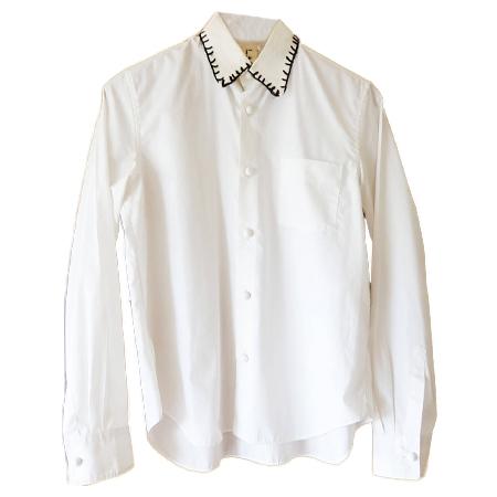 TAO COMME des GARCONS(タオコムデギャルソン) ホワイト シャツ