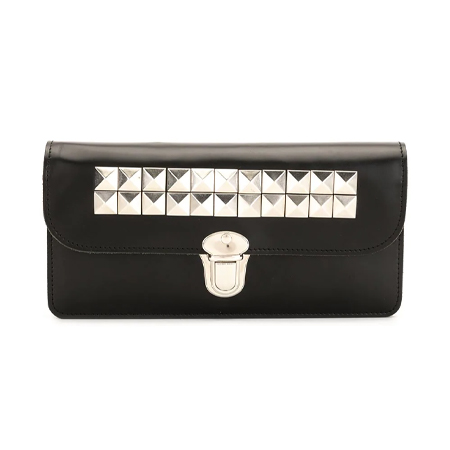 Wallet COMME des GARCONS(ウォレットコムデギャルソン) studded leather wallet