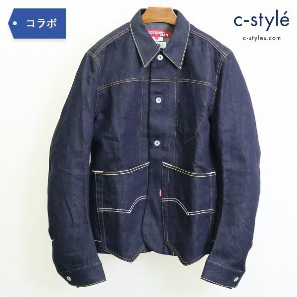eYe JUNYA WATANABE COMME des GARCONS MAN × LEVI'S 20AW デニム ジャケット sizeL Gジャン