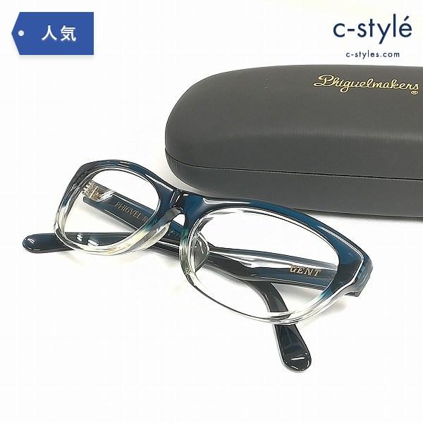 PHIGVEL for nonnative GENT メガネフレーム 度なし フィグベル ノンネイティブ 眼鏡