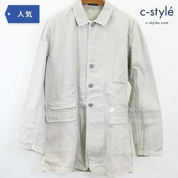 UNDERCOVERISM アンダーカバーイズム 11SS カバーオール size3 ステンカラー ジャケット