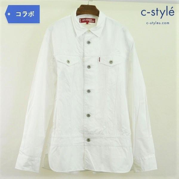 JUNYA WATANABE COMME des GARCONS MAN × LEVI'S 19SS シャツ デニム ジャケット 長袖