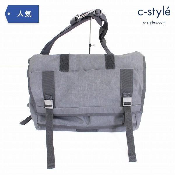 MISSION WORKSHOP ミッションワークショップ AP ワックスキャンバス メッセンジャー バッグ 鞄
