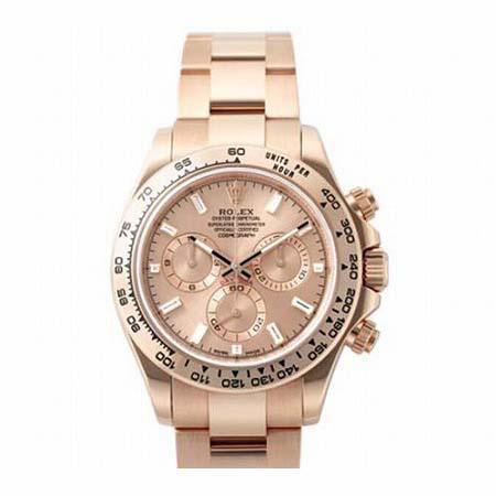 ROLEX(ロレックス) コスモグラフ デイトナ 116505A ピンク11Pダイヤ