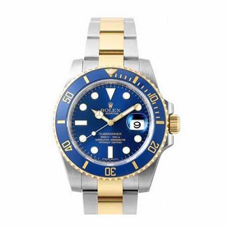 ROLEX(ロレックス) サブマリーナ 116613LB ブルー