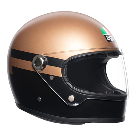 AGV(エージーブイ) X3000 AGV JIST MULTI – SUPERBA GOLD/BLACK