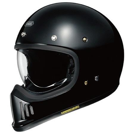 SHOEI(ショウエイ) EX-ZERO イーエックス – ゼロ フルフェイス ヘルメット ブラック