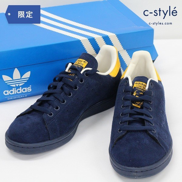 adidas Originals アディダス BILLY'S限定 スタンスミス 26cm COLLEGE PENNANT PACK