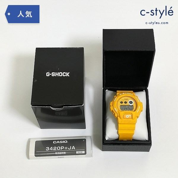 CASIO G-SHOCK ジーショック GD-X6900HT-9JF ヘザードカラーシリーズ 腕時計