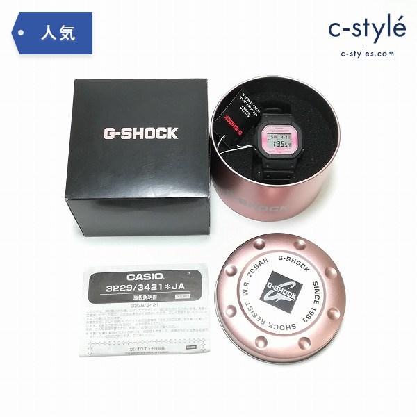 G-SHOCK ジーショック DW-5600TCB-1JR サクラストーム 腕時計