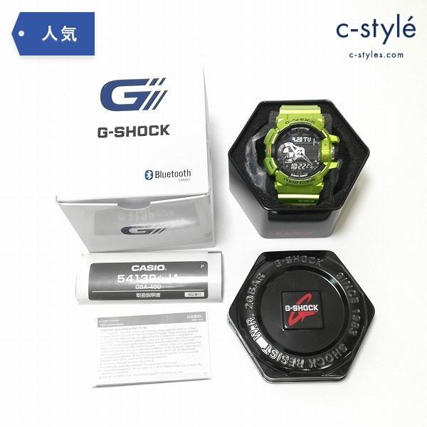 CASIO カシオ G-SHOCK ジーショック G'MIX GBA-400-3BJF