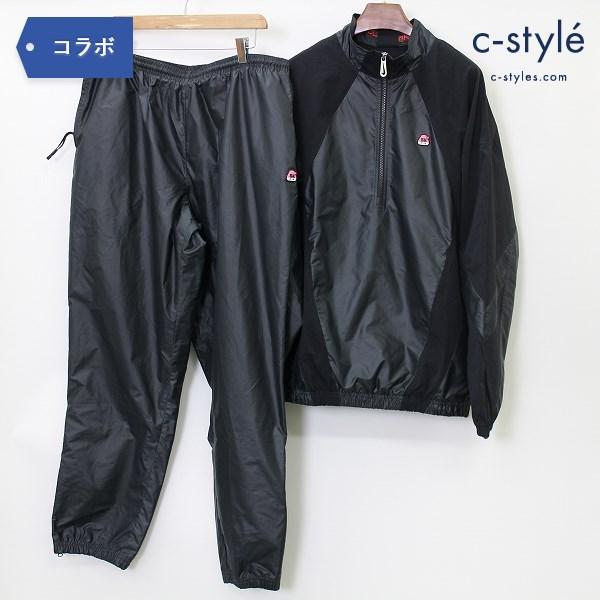 NIKE ナイキ × SKEPTA スケプタ トラックスーツ XL セットアップ ナイロン ジャケット パンツ