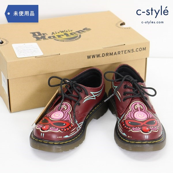 Dr.Martens HYSTERIC MINI HYSTERIC BABY BUG 3ホール 19cm ハンドペイント 靴