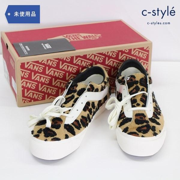 VANS ヴァンズ Bold Ni ボールド BILLY'S 別注 レオパード柄 27.5cm UltraCush 靴