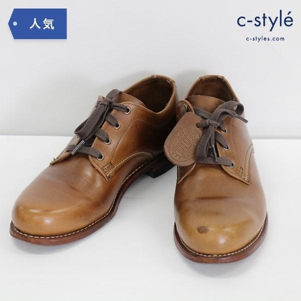 WOLVERINE ウルヴァリン 1000mile オックスフォード シューズ ビブラム 革靴