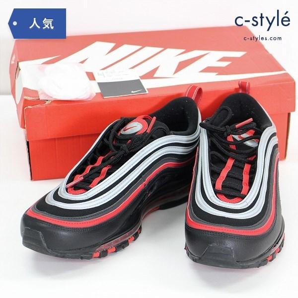 NIKE ナイキ AIR MAX 97 エアマックス ユニバーシティ レッド 28cm ローカット シューズ 靴