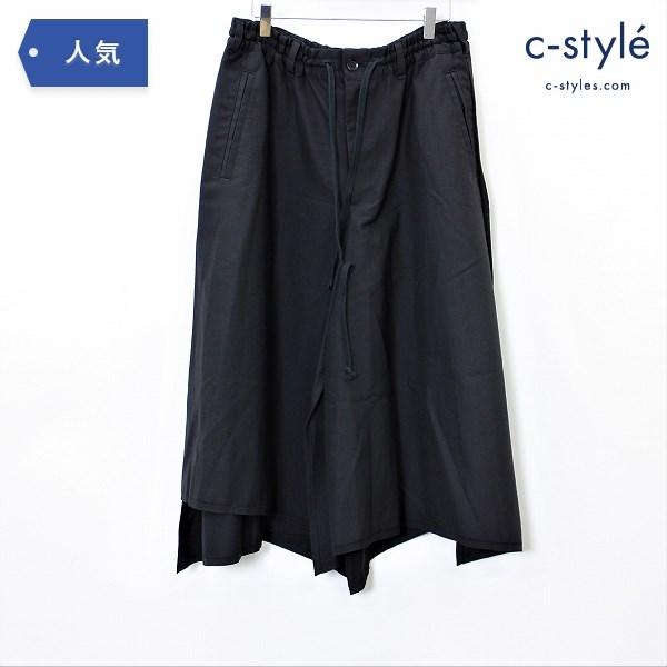 Ground Y ヨウジヤマモト ギャバジン パンツ スカート size3 ユニセックス