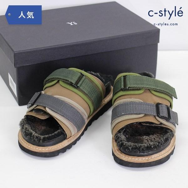 KAYO NAKAMURA by Y's ワイズ シャークソール サンダル size6 靴 ヨウジヤマモト