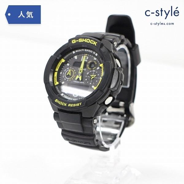 CASIO カシオ G-SHOCK Gravity Master スカイコクピット GW-3500B-1AJF 腕時計