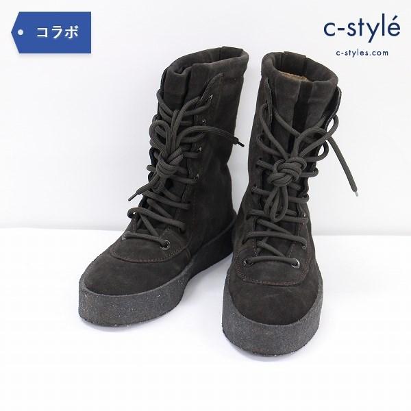 YEEZY SEASON 2 イージーシーズン CREPE BOOT size40 カニエ・ウェスト adidas Originals
