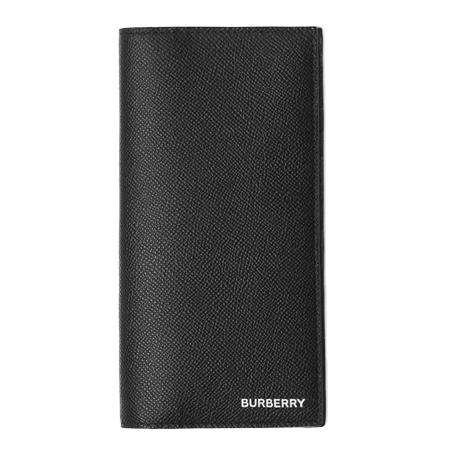 BURBERRY WALLET(バーバリー 財布) グレイニーレザー コンチネンタルウォレット