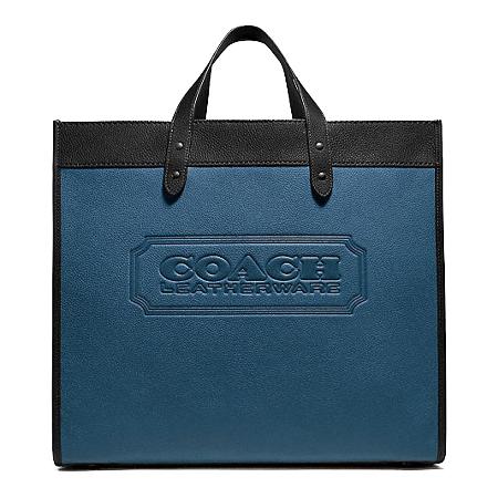 COACH BAG(コーチ) バッグ フィールド トート 40 カラーブロック ウィズ コーチ バッジ