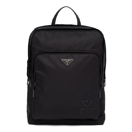 PRADA BAG(プラダ) バッグ Re Nylon xサフィアーノレザー バックパック