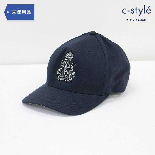 VAN JAC ヴァンヂャケット ボートハウス コラボ キャップ L-XL ネイビー ロゴ 野球帽