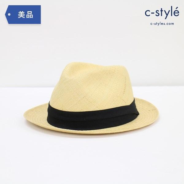 PHIGVEL MAKERS フィグベル メーカーズ ストロー ハット 7 1/4 日本製 麦わら 帽子