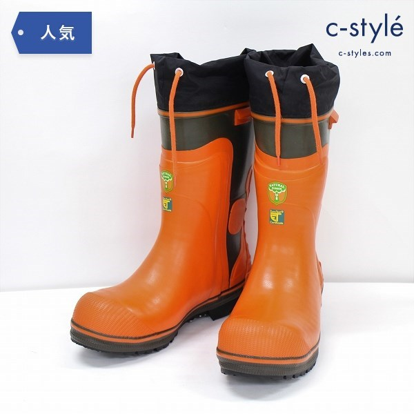 Husqvarna ハスクバーナ プロテクティブ ブーツ ファンクショナル24 size43 長靴